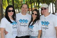 Claudia Vasques, Freitas Junior, Karine e Paulo Vasques